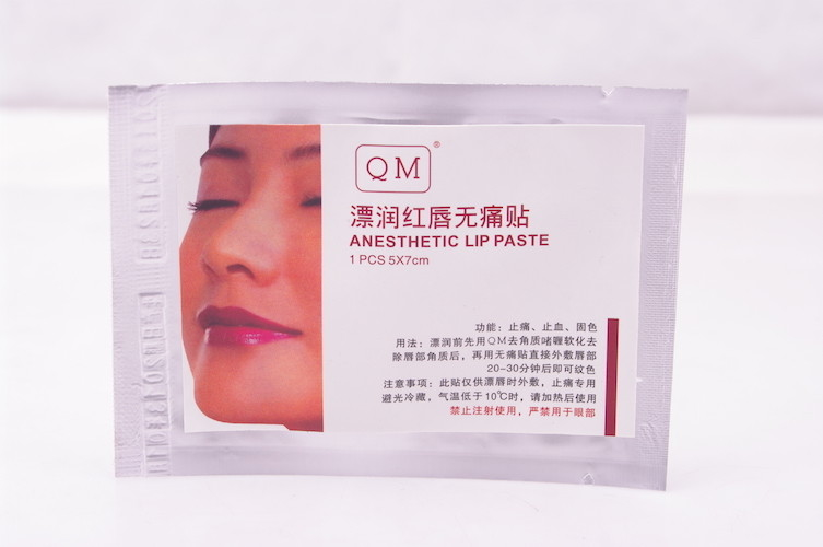 PCD Permanent Tattoo Makeup Topical Anesthetic Lidocaine Epinephrine Including